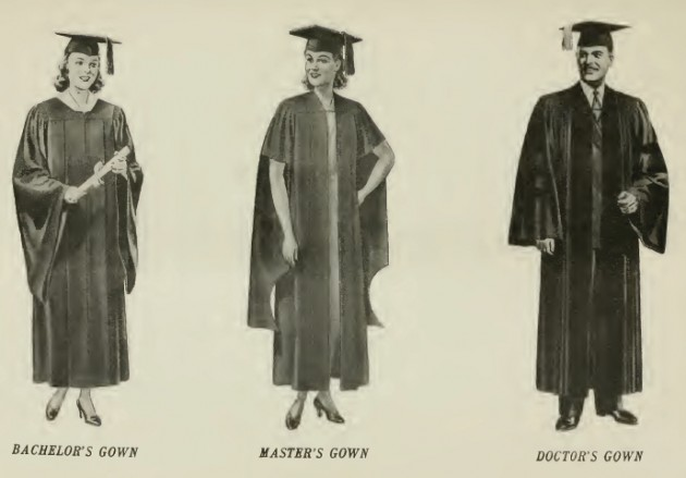 The Meaning Behind the Traditional Garb of Graduation | Florida ...